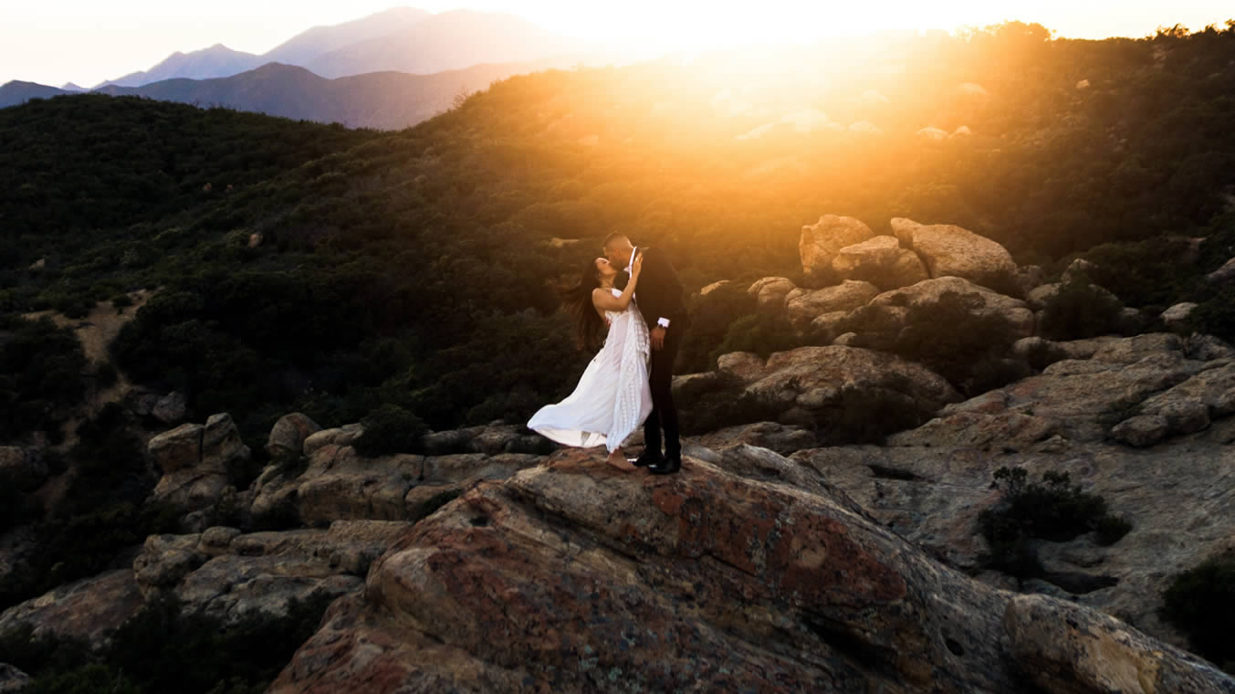 Drone Wedding Photography & Video